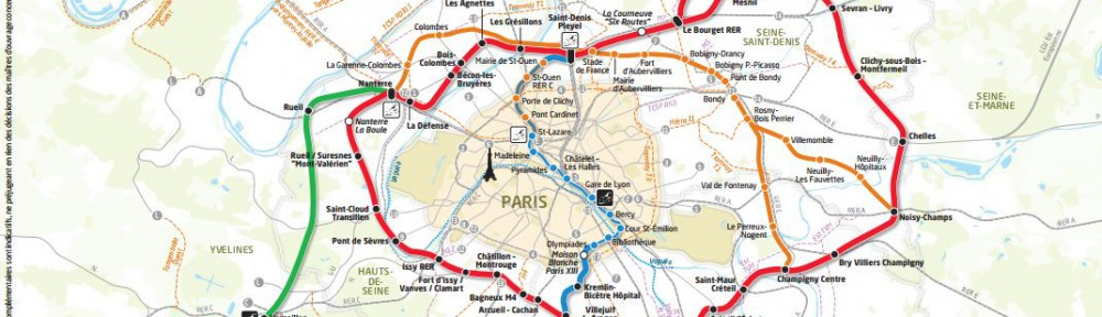 Exploration Grand Paris 2025