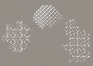 3 exemples de grilles differents